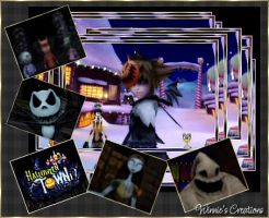 Halloween Town Tag by WinnieHappyAsPie