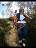 FF IX: Follow me, princess! by KuroKyuk