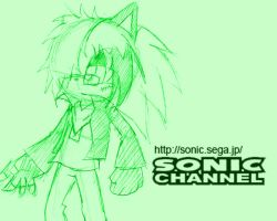 Mikey Sonic channel--PC by NinjaHaku21