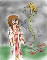 Edgars first Creation by thecatKShiki