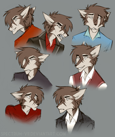 Expressions! with Cedric by Spectrum-VII