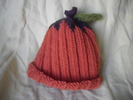 Baby Pumpkin Hat by holls