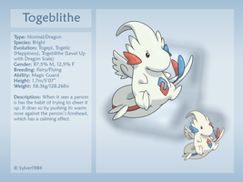 Togeblithe by sylver1984