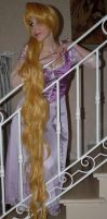 Rapunzel Cosplay by LadyliliCosplay