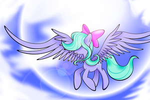 Flitter Flare by flamevulture17