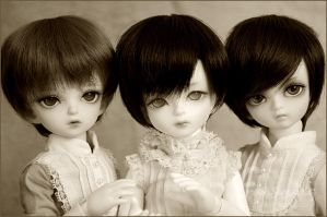 The Dollhouse Children 12 by fransyung