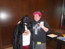 Sunako Cosplay with Greg Ayres by Denna