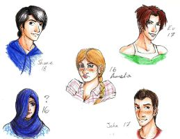 And then... Even MORE OCS by JoeyHazelLM