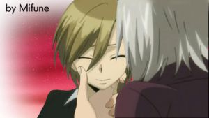 Please look at me. Gokudera x Basil by Mifune84