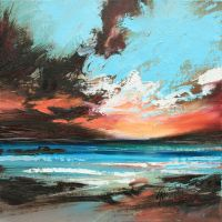 Vatersay Light Study by NaismithArt