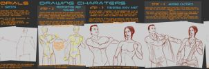 Character Drawing Tutorial by G-Loveless