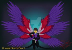 Request: The Angel of Inspiration Memorium by DreamWithinTheHeart
