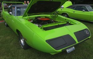 (1970) Plymouth Superbird by auroraTerra