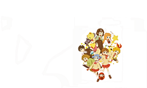 Nichijou Wallpaper by Crackabad