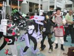 Zoids cosplayers by Kamari-Inuzuka