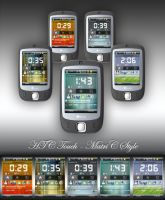 HTC Touch - MatriC Style by skynetcyberdyne