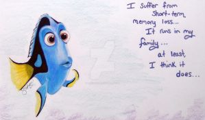 Dory by BlueIrisArt