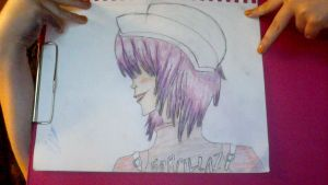 really old noodle drawing by beeutiiful