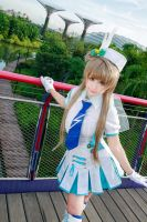 Love Live! - Wonderful Rush Minami Kotori by Xeno-Photography