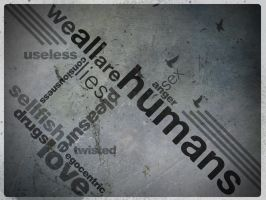 Humans by SonikVisual
