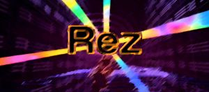 REZ Wallpaper by ResurrectedDreamcast