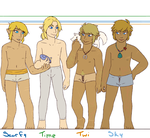 Lonk HC's by GenesOfAwesome