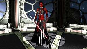 Darth Myrin's Sexy sith Garb by Jack7226