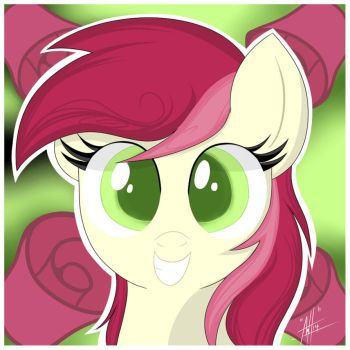 Roseluck by SirScribble1