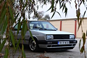 jetta coupe 91 by babywl