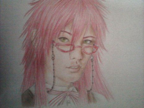 Grell again... by BeansproutRodriguez