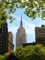 Empire State Building - N.Y.C. by peterkopher