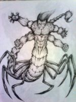 Scorpion King by Souravmad