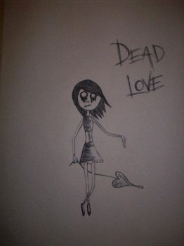 Dead Love by Vampiress-Freak