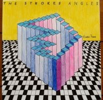 The Strokes - Angles by originofemilie