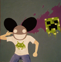 DEADMAU5 by C0UGHDR0P