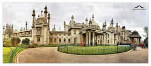 The Royal Pavillion - Brighton by WhiteWay