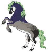 Special PeaFrie Import #1 - DTA by gyngercookie