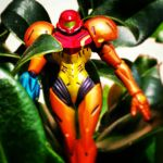 Samus amiibo by hedgehognetworks