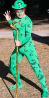 i'm the riddler by LordJoker88
