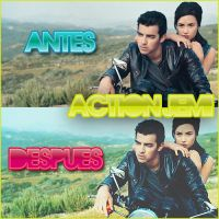ActionJemi by CHLove