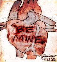 Be Mine, Valentine by AphoticBlight