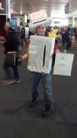 King Wii (PAX East 2013) by JackitK
