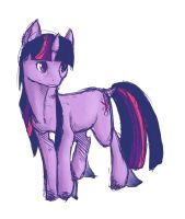 Twilight Sparkle by VampireLili