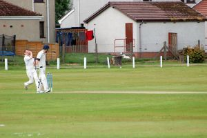 On The Look Out For A No Ball 298 by lichtie