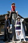 Cosplay: One Piece Group by Risachantag