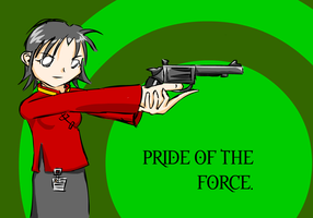 Pride of the Force. by howeirong