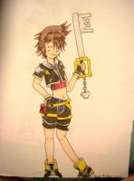 Female Sora v1 by Shio-punk