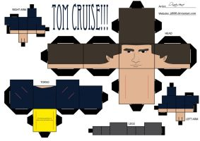 Tom Cruise by Cubee-acres