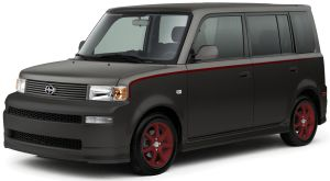 A-Team Scion XB by StuDisco