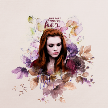 Lydia Martin: Comes and Goes by AJtheDarkSiren